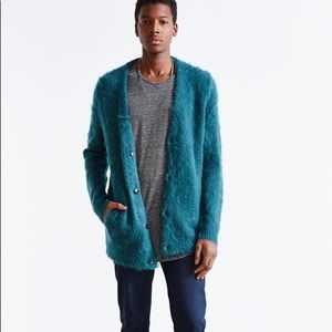 Urban Outfitters Your Neighbors Mohair Cardigan